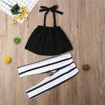 1-6Y Cute Girls Summer Outfits Kids Fashion Clothes toddler girl clothes - Outfitter Style