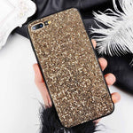 Glitter Phone Case for iphone XS MAX XR X 7 8 Plus 6 6s Soft Silicone TPU Cases