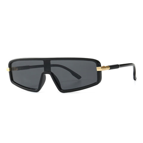 Trendy Flat Top Models Sunglasses Vintage Cat Eye