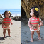 Girl Baby Princess Clothing Set Birthday Infant Backless Moana Dress 1 2 3 4 5 Years Kids Fancy Fairy Beachwear