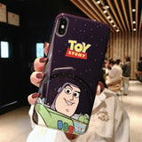 toy story phone case For iphone X XR XS MAX 6 6S 7 8 Plus