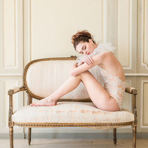 Claire Morris Photography | Château de Carsix Bridal Shoot