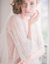Elyse Lace Ankle-Length Bridal Robe
