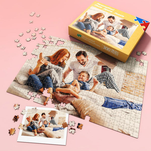 Photo Puzzles Custom Jigsaw