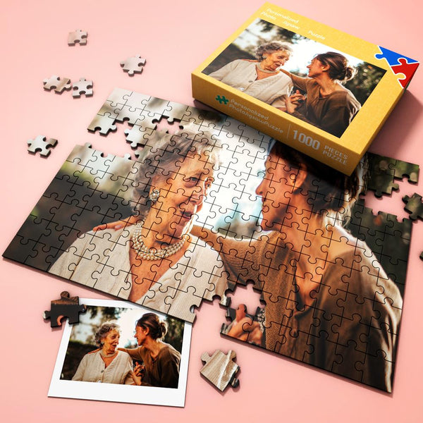 Custom Photo Jigsaw Puzzle Best Stay-at-home Gift 35-1000 pieces