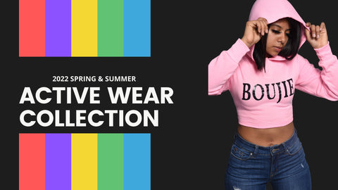 Boujie Active Collection