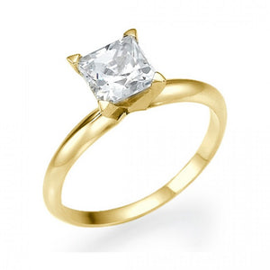 New Round Shape Engagement gift ring with cubic diamond for your love once