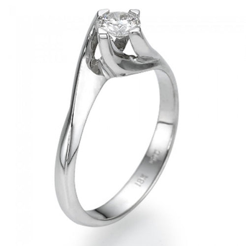 Exclusive Design, Silver Plated Ring for Beautiful Women