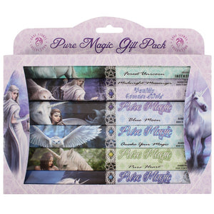 PURE MAGICK INCENSE 6- 20 stick Packs