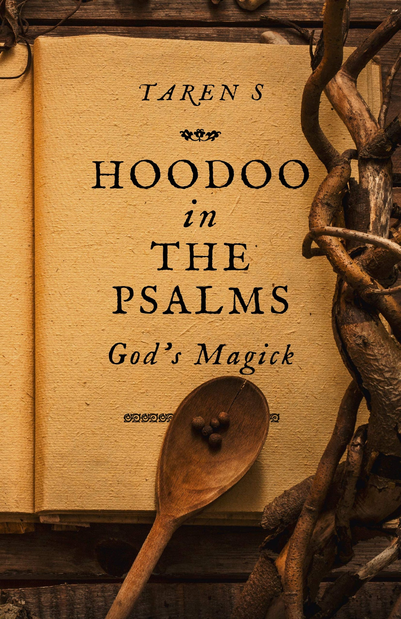 HOODOO IN THE PSALMS: God's Magick by  S, Taren