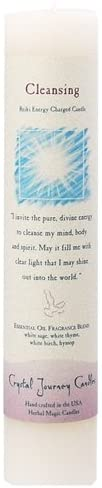 Cleansing Pillar Candle 1.5 x 7