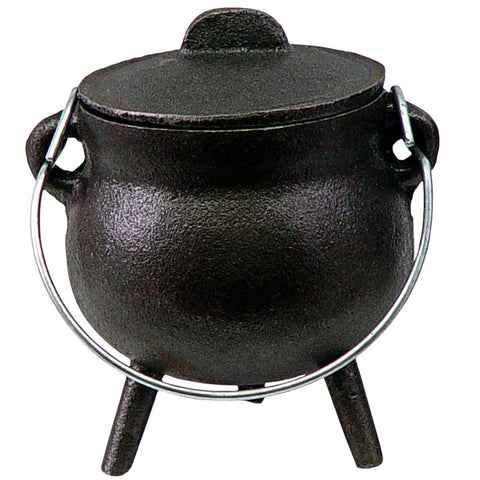 Cast Iron Cauldron Mini Plain