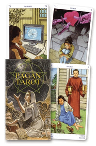 The Pagan Tarot BY LO SCARABEO