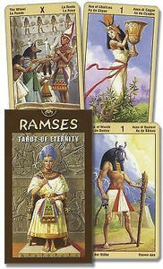 RAMSES: Tarot Of Eternity (78 card deck & instruction booklet) by  Baraldi, Severino