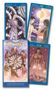 Gay Tarot  BY LO SCARABEO