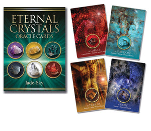 Eternal Crystals Oracle BY JADE SKY, JANE MARIN