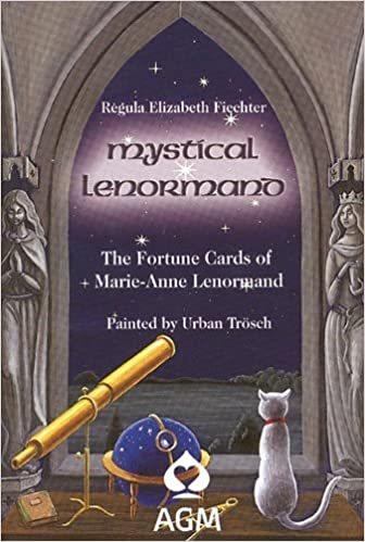 MYSTICAL LENORMAND (book & cards) by  Trosch, Urban