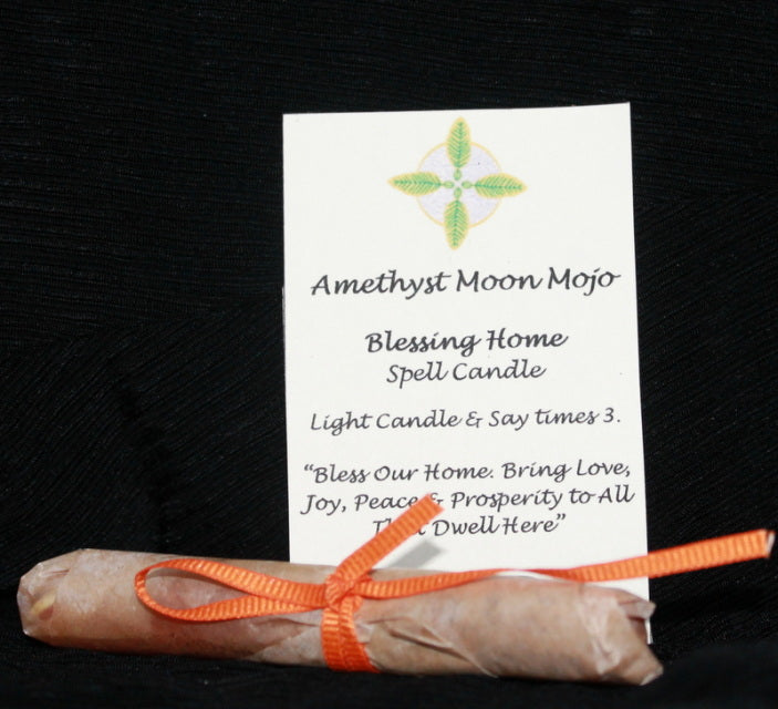 LBP Blessing Home Spell candle