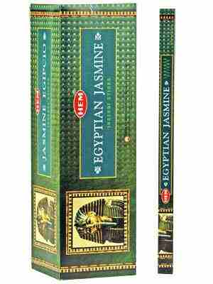 HEM Egyptian Jasmine incense 8 Stick Pack
