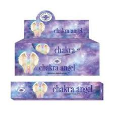 Green Tree Incense Chakras Angel 15 gr