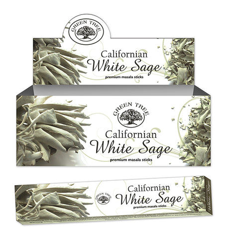 Green Tree Incense White Sage 15 gram