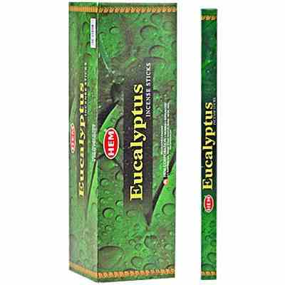 HEM Eucalyptus Incense 8 Stick Pack