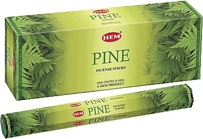 HEM Pine Incense 20 Stick Pack