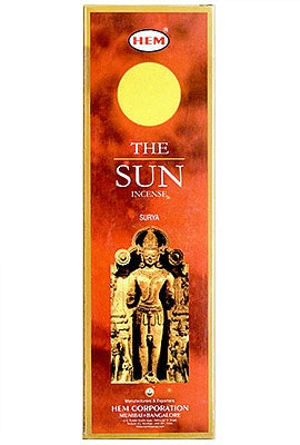 HEM The Sun 8 Stick Pack