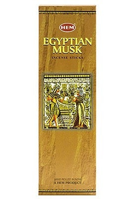 Hem Egyptian Musk 8 Stick