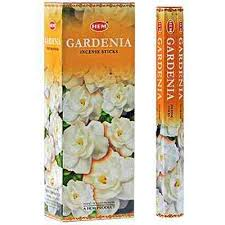 Hem Gardenia Incense  20 Sticks Pack