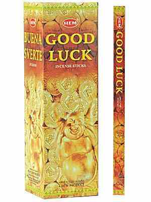 Hem Good Luck 8 Stick
