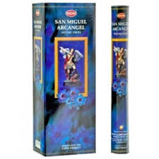 Hem San Miguel Archangel Incense - 20 Sticks Pack