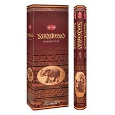 Hem Sandalwood Incense - 20 Sticks Pack