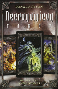 Necronomicon Tarot BY ANNE STOKES, DONALD TYSON