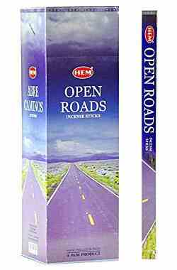HEM Open Roads 8 Stick Pack