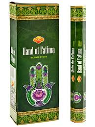 Sac Hand of Fatima Incense - 20 Sticks Pack