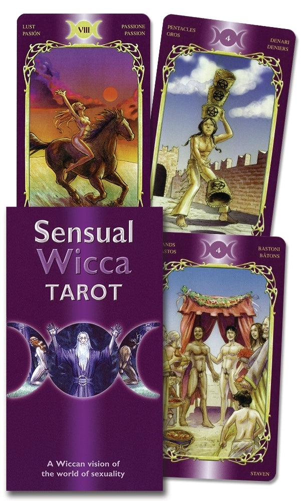 Sensual Wicca Tarot BY LO SCARABEO