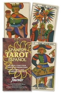 Spanish Tarot Deck BY LO SCARABEO