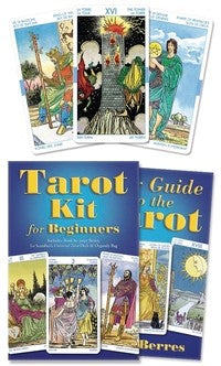 Tarot Kit for Beginners BY LLEWELLYN, JANET BERRES