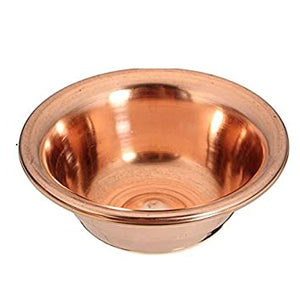 Tibetan Copper Offering Bowl
