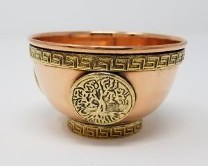 Tree of Life Offering Bowl