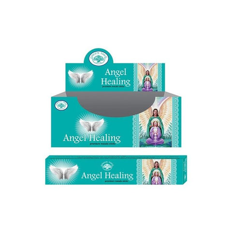 Green Tree Angel Healing 15 gram