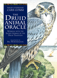 DRUID ANIMAL ORACLE DECK: Working With The Sacred Animals Of The Druid Tradition (new edition) by  Carr-Gomm, Philip  Carr-Gomm, Stephanie