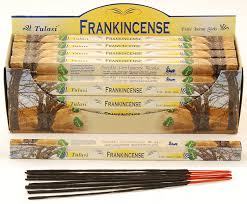 Tulasi Frankincense incense 8 Stick