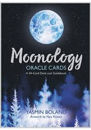 MOONOLOGY ORACLE CARDS by  Boland, Yasmin