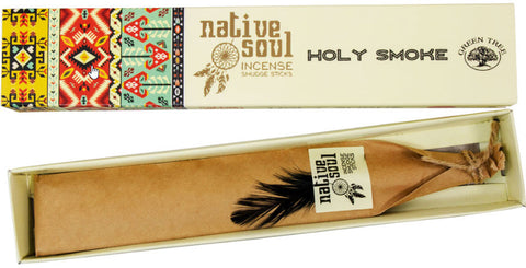Native Soul Holy Smoke