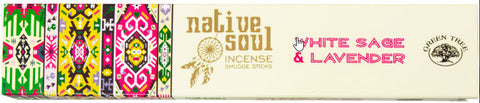 Native Soul White Sage & Lavender