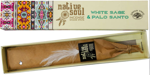 Native Soul White Sage & Palo Santo