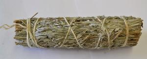 Mountain Sage & Palo Santo Wood Powder Smudge Stick 4""
