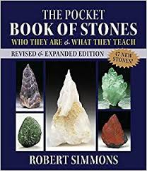 POCKET BOOK OF STONES: Who They Are & What They Teach by  Simmons, Robert